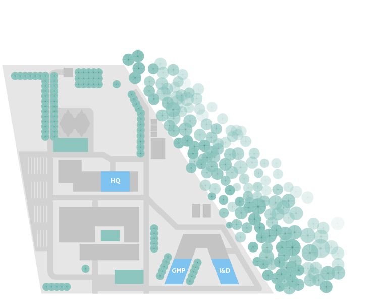 Anemocyte Headquarters Map